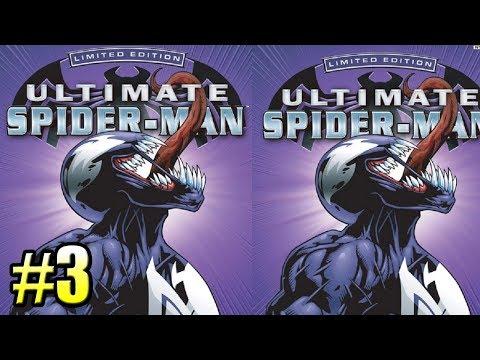 Совершенный Человек паук #3 {Ultimate Spider Man} — Веном Разбушевался {PC} прохождение часть 3