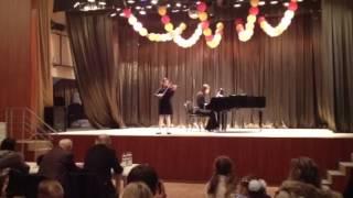 Vanessa Accolay Concert a-moll