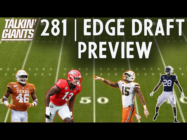 281 | EDGE Draft Preview