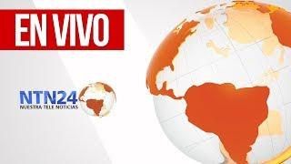 SEÑAL EN V VO DE NTN24   EL CANAL DE LAS AMER CAS