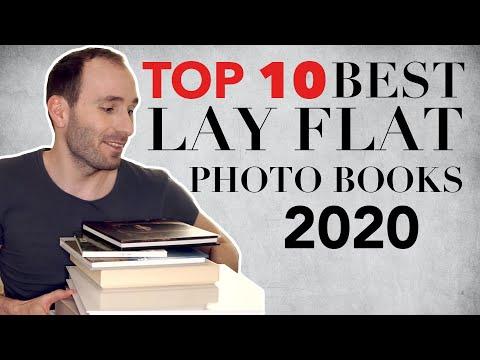 TOP 10 Best Lay Flat Photo Books [2020] | Photo Book Guru