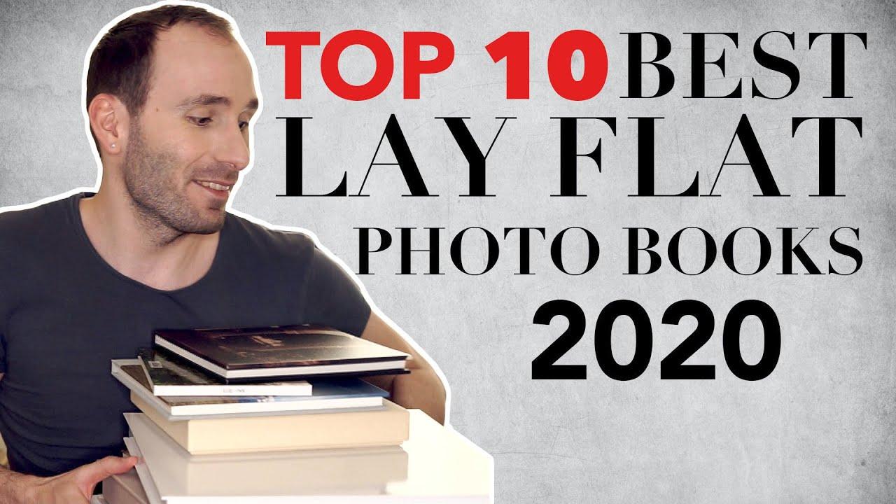 Top 10 Best Lay Flat Photo Books 2020 The Photo Book Guru