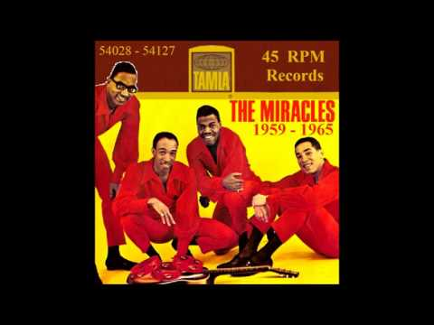 The Miracles - Tamla 45 RPM Records - 1959 - 1965