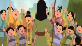 Mulan 2 - Lesson Number One (Polish dub )