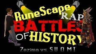 RuneScape Rap Battles of History - Zezima vs. SUOMI