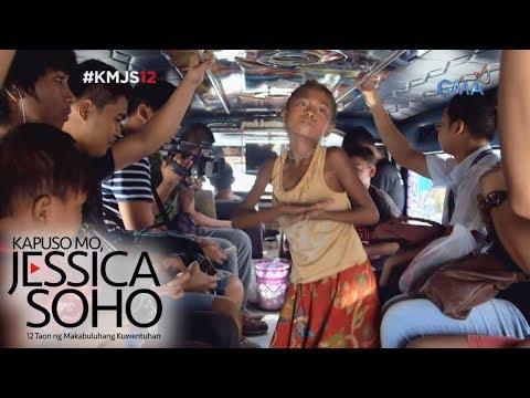Kapuso Mo, Jessica Soho: Ang kuwento ng magkapatid na Badjao na tumutugtog sa jeep