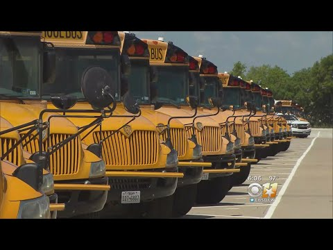 Frisco ISD In Urgent Need Of Bus Drivers