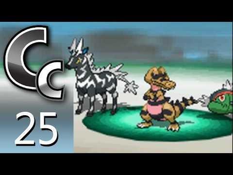 Pokémon Black & White – Episode 25:  Triple Spin Kick