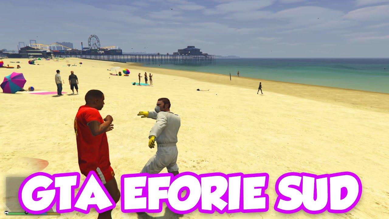 GTA EFORIE SUD - Fratzica Gaming