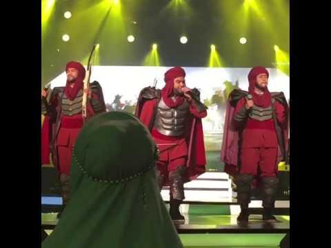 Konsert Akhir Gema Gegar Vaganza - UNIC - Ainul Mardhiah
