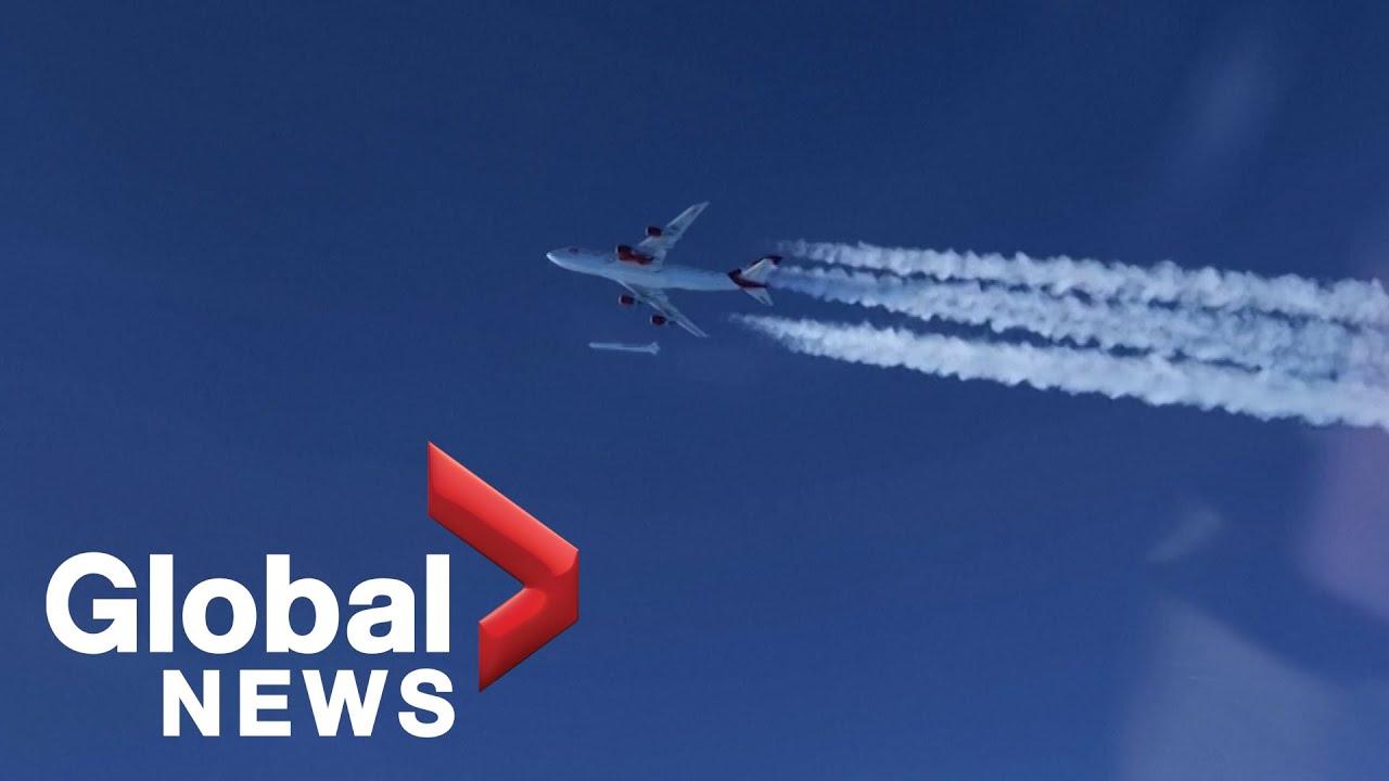 Virgin Orbit rocket launches in mid-air, deploys satellites in space