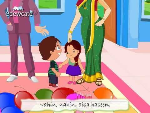 Baar baar din yeh aaye - Children's Popular Animated Film Songs