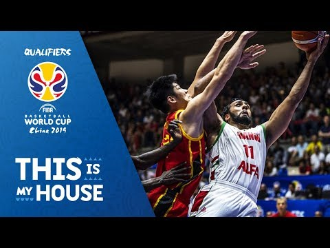 Lebanon v China - Highlights - FIBA Basketball World Cup 2019 - Asian Qualifiers
