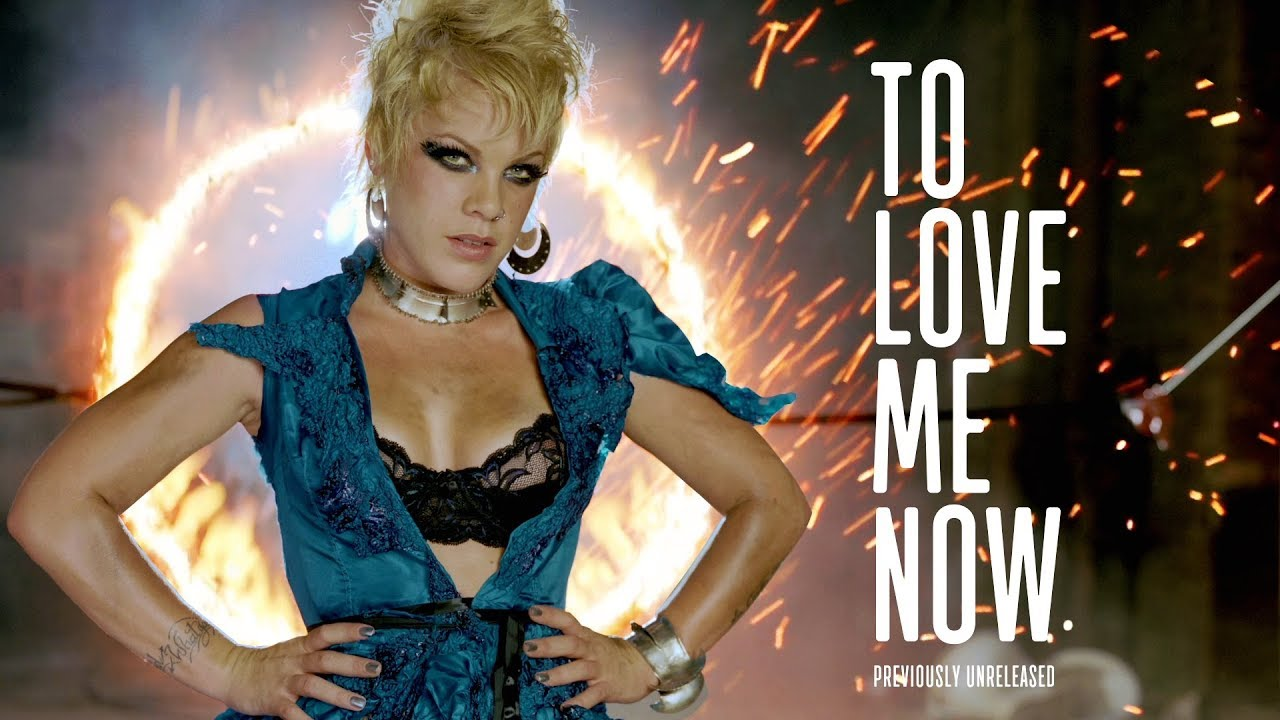 88b3fe7c7f1 P!nk - To Love Me Now (Previously Unreleased) HQ