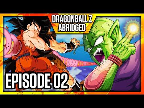 DragonBall Z Abridged: Episode 2 - TeamFourStar (TFS)