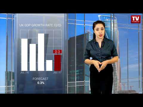 British economy slowing down  (24.08.2017)