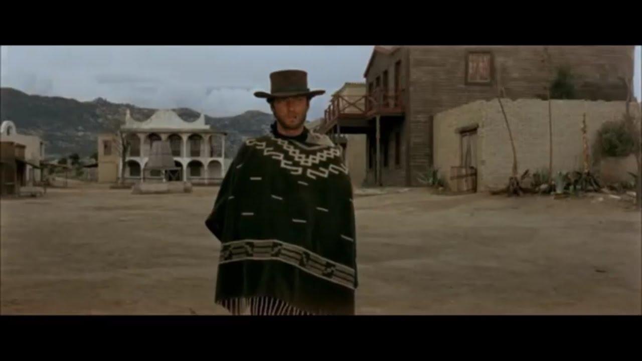 Download Sergio Leone - Pour une Poignée de Dollars (1964) - Vous m'en mettez trois de côté