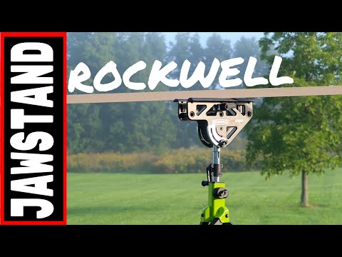 ROCKWELL JAWSTAND WORK SUPORT REVIEW #RK9034  TOOL REVIEW TUESDAY