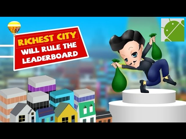 City Growing Touch in the City - Android Gameplay HD