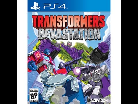 Transformers Devastation Case Review