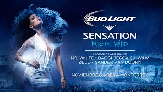 Bud Light Sensation Mexico 2014 Teaser (Spanish)