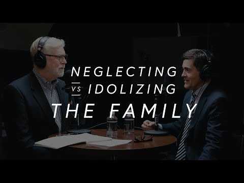 Russell Moore - Neglecting VS Idolizing The Family | Pastor Well Clips