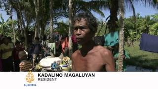 Philippines army clashes with rebels in the south