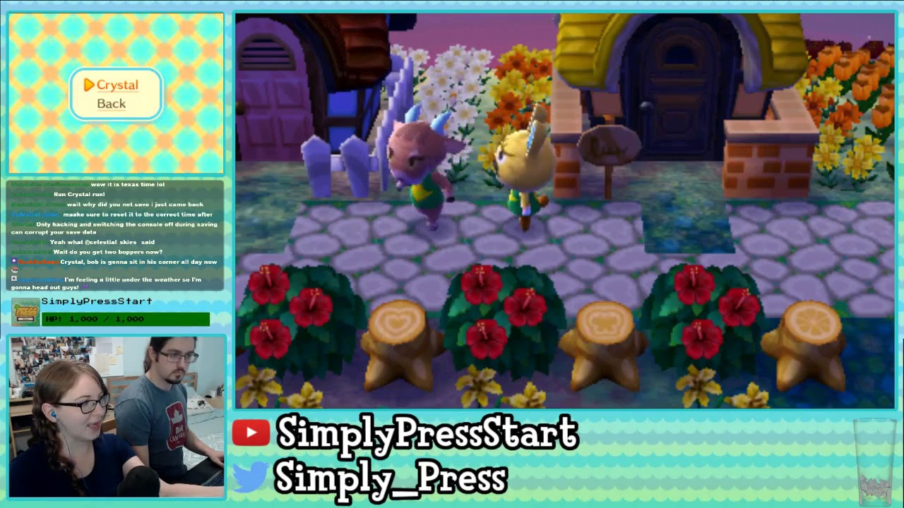 Love Story Animal Crossing New Leaf Welcome Amiibo Stream Highlight