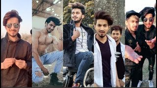 Mr Faisu, hasnain, adnaan, faiz baloch & team07 today new latest Tik Tok videos..♥