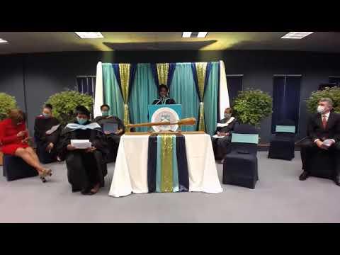 Bermuda College Virtual Winter Commencement, Jan 13 2021