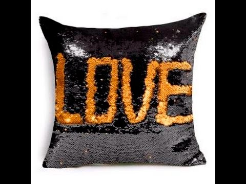 aliexpress unboxing супер крутая подушка меняет цвет