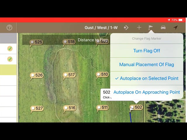 Sampling2-5-0- In Field Navigation Tools