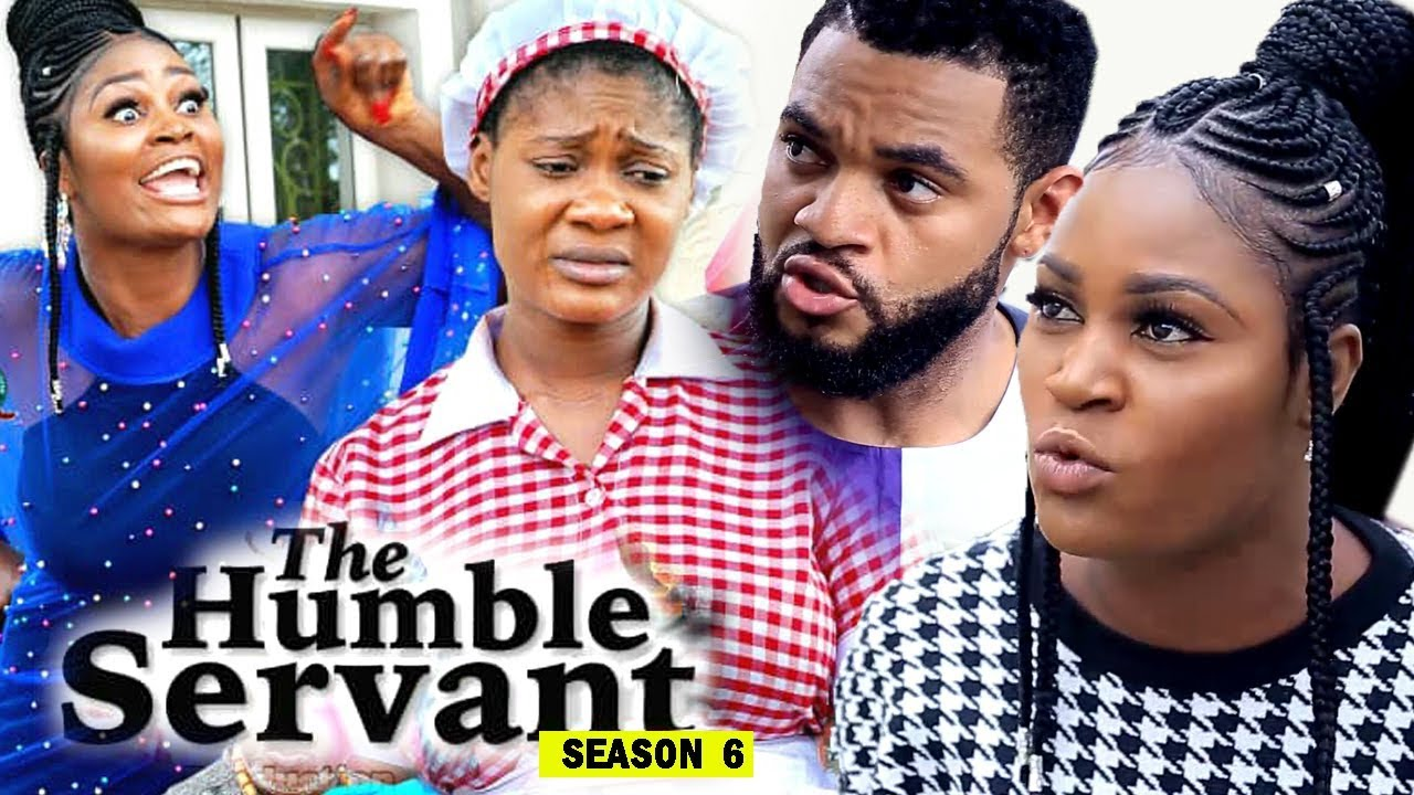 Download THE HUMBLE SERVANT SEASON 6 FINALE - Mercy Johnson 2018 Latest Nigerian Nollywood Movie Full HD