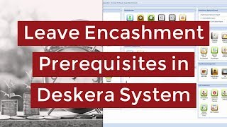 Related videos: https://youtu.be/q_rugmp5ftw - encashing leaves in deskera hrms https://youtu.be/wqazzjnbazu quick tip: assigning different leave types ...