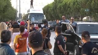 Cumhurbaşkanı Erdoğan 'Cesur' Köpek İçin Otobüsten İndi