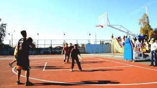 Баскетбол(Шатура,2014)