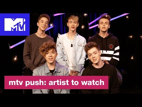 Why Don't We on How They Became A Band | MTV Push: Artist to Watch