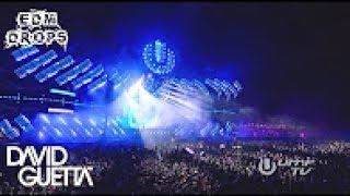David Guetta Drops Only Ultra Music Festival Miami 2017