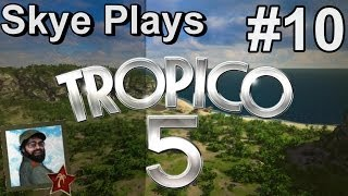 Tropico 5 Gameplay: #10 ► Pigs and Pineapples ◀ Complete Campaign Playthrough