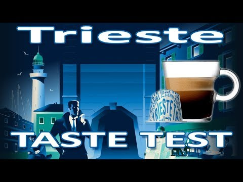 Nespresso Tribute to Trieste - Taste Test