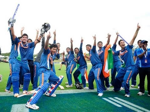 India vs Pakistan under19 World Cup 2012: A funny incident during a tough game