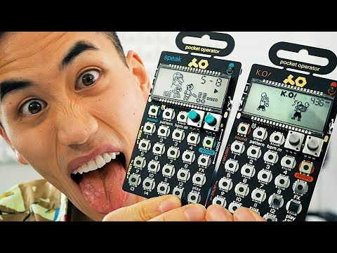 Pocket Operators!