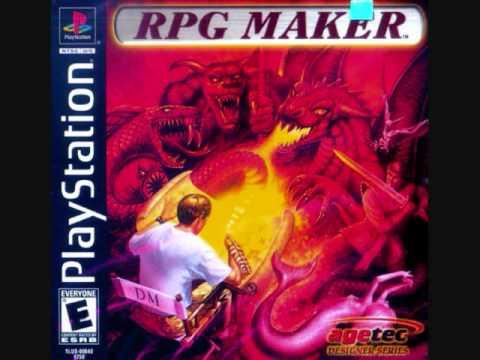 RPG Maker PSX - Home 1