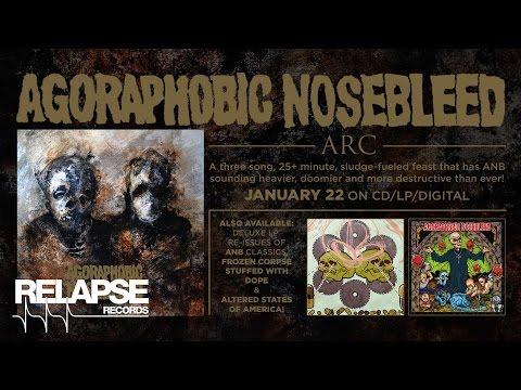 "AGORAPHOBIC NOSEBLEED - ""Not a Daughter"" (Official Track)"
