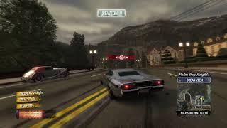 Burnout paradise city cars shutdown chase part 1 720p HD