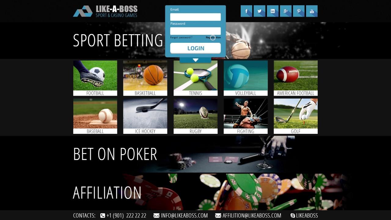 Как создать сайт казино казино от вконтакте