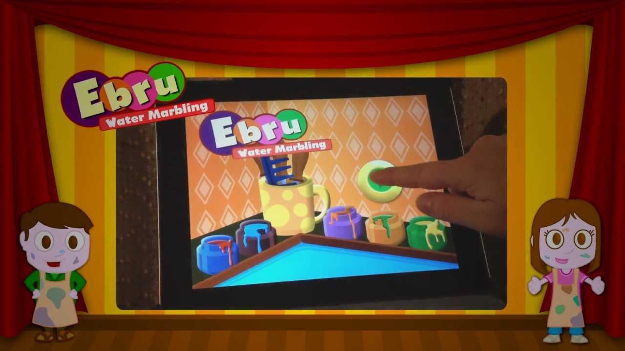 Ebru Boyama App Store Da Youtube