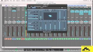 Drum & Bass Logic Pro Producer Course Sample: Mix Down Pt.1