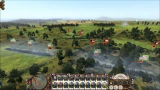 THE LEFT FLANK! - 150TH ANNIVERSARY COMMEMORATION - Day 2 - EMPIRE TOTAL WAR CIVIL WAR MOD