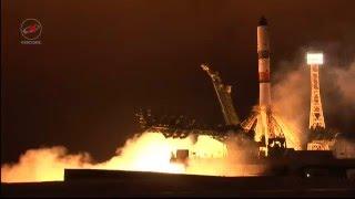"Пуск ""Союз-2.1а"" с ""Прогресс МС-02"" / Launch ""Soyuz-2.1a"" with ""Progress MC-02"""